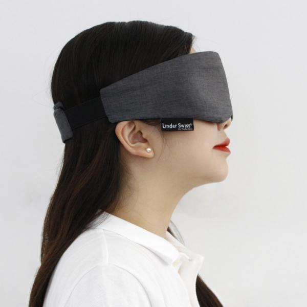 [(주)린더코리아] 린더스위스 3D 듀얼 아이링 안대