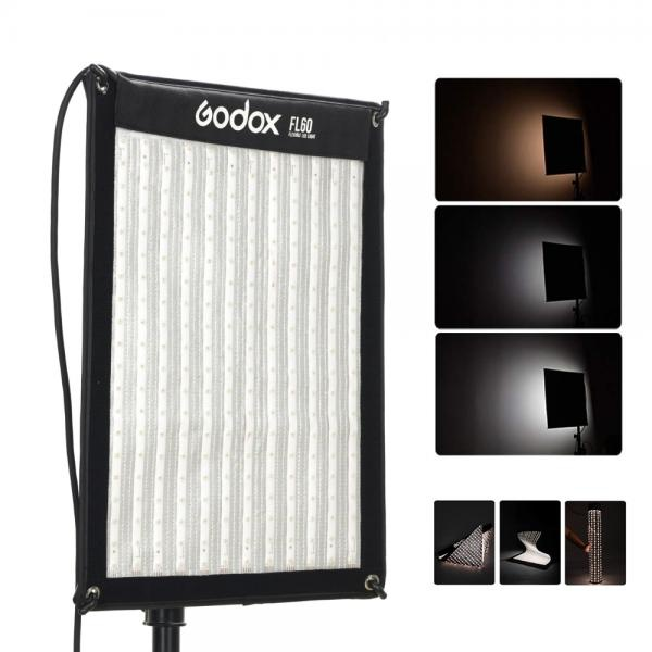 고독스 FL60 플랙시블 LED 방송조명 60W