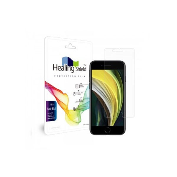 아이폰SE2 2세대 블루라이트차단 액정보호필름1매 -평면커버용