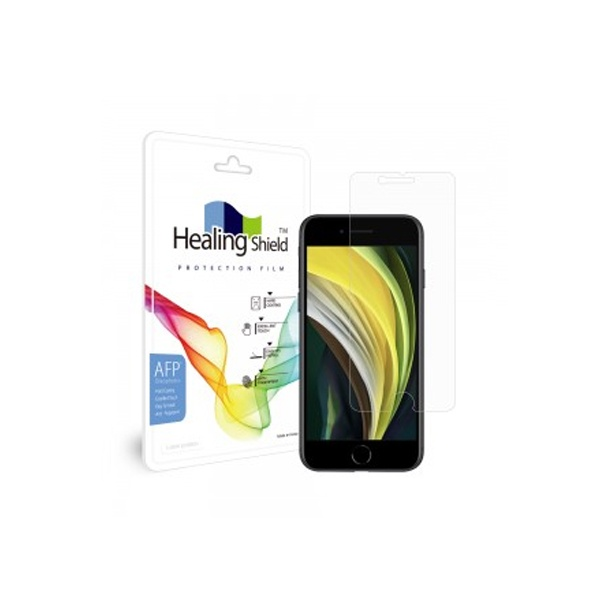 아이폰SE2 2세대 올레포빅 고광택 액정보호필름 1매 -평면커버용