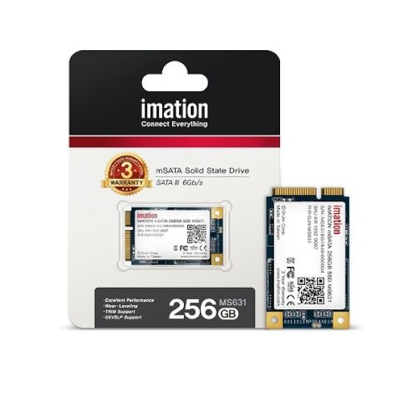SSD MS631 mSATA 256GB 3D TLC