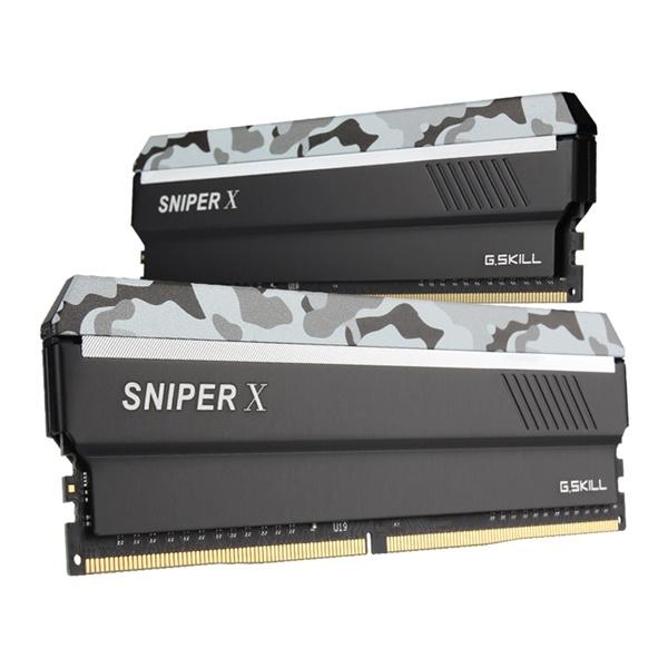 DDR4 32G PC4-28800 CL19 SNIPER X SXWB (16Gx2)