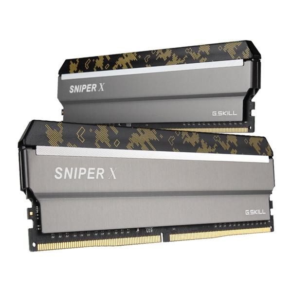 DDR4 16G PC4-28800 CL19 SNIPER X SXKB (8Gx2)