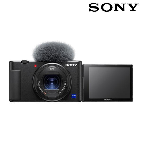 소니 브이로그 카메라 ZV-1  + 소니 SF-E256 + 크리너 + 리더기