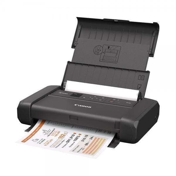 PIXMA TR150 휴대용 잉크젯 프린터 (배터리포함)