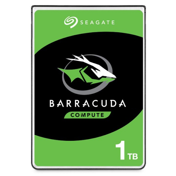 BARRACUDA HDD 1TB ST1000LM049 (2.5HDD/ SATA3/ 7200rpm/ 128MB/ SMR)