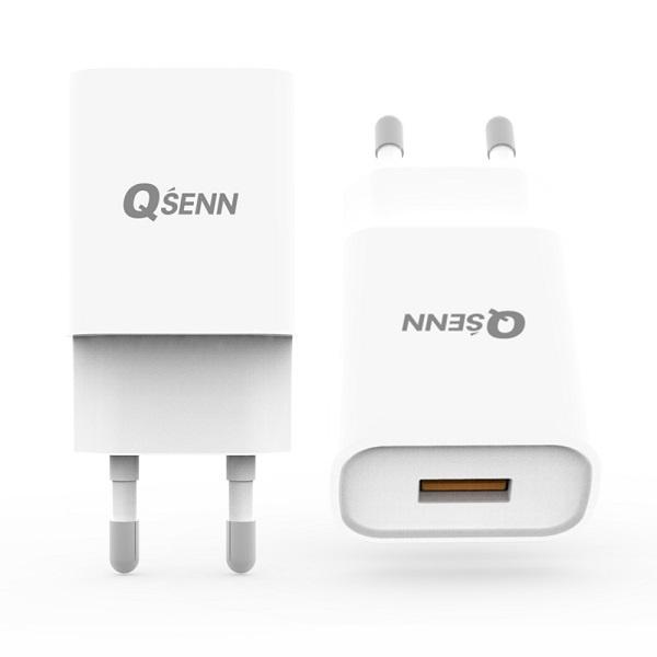 [QSENN] 퀵차지3.0 1포트 충전기 Q3