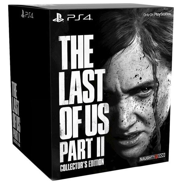 PS4 더 라스트 오브 어스 파트2 콜렉터즈 에디션 / 라오어2
