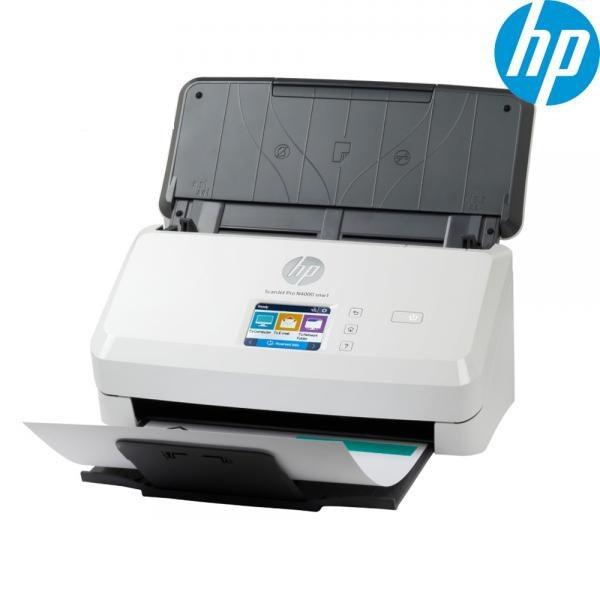 스캔젯 프로 N4000 snw1 양면 고속스캐너
