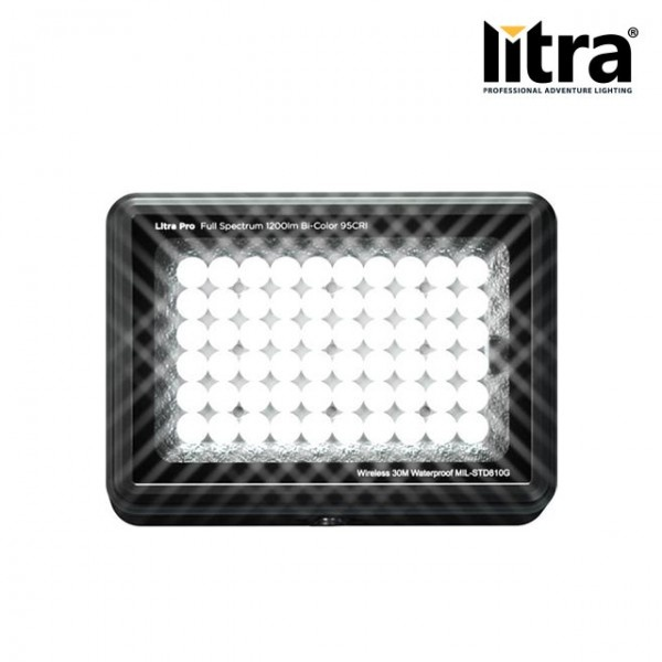 대광량 국민 유튜브 LED 리트라토치 프로 (30m 방수 가능)