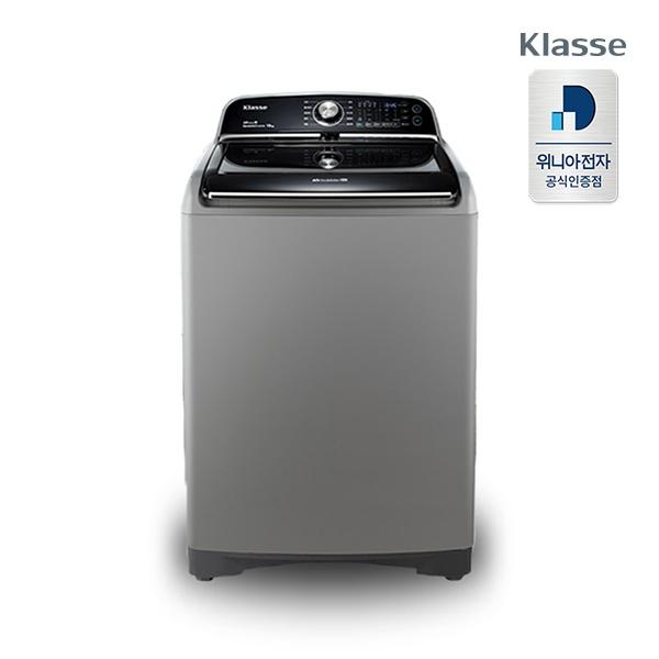 클라쎄 18kg 공기방울 세탁기 매직필터 EWF18GDGK