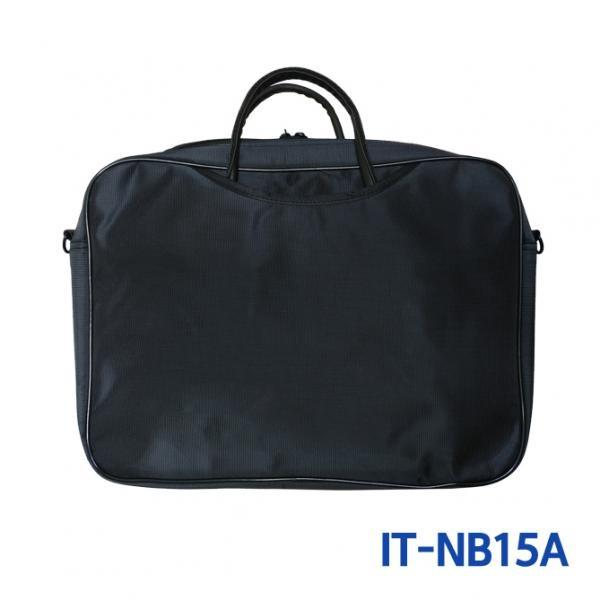 노트북가방, IT-NB15A [블랙] [15.6형]