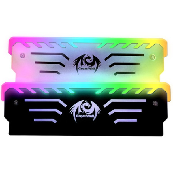RGB 메모리 방열판