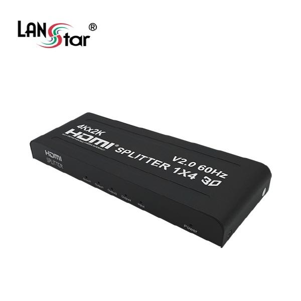 랜스타 LS-HD204N [모니터분배기/1:4/HDMI]
