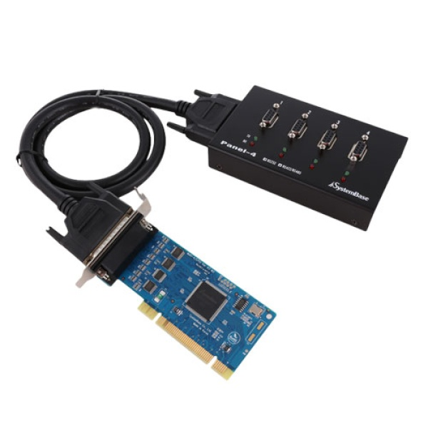 시스템베이스 Multi-4/LPCI COMBO (시리얼카드/RS422/RS485/PCI/4포트)
