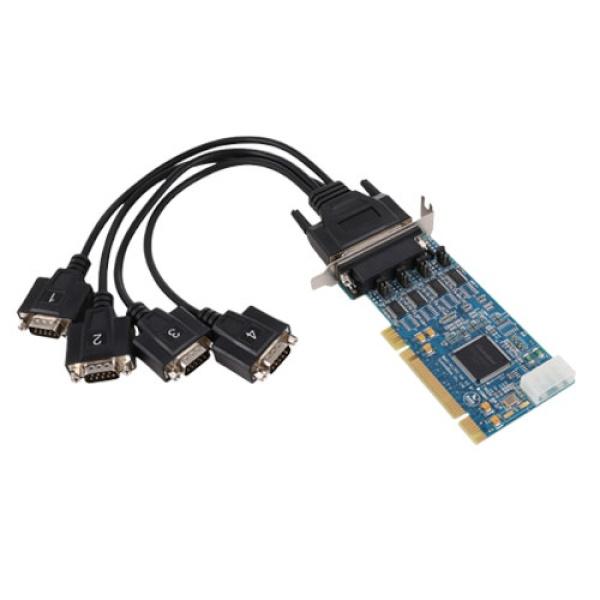 시스템베이스 Multi-4C/LPCI (시리얼카드/RS232/PCI/4포트)