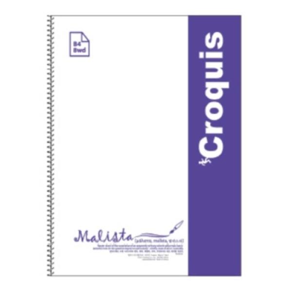 크로키북 80g [제품선택] (A3/60매) ▶ R49414 ◀