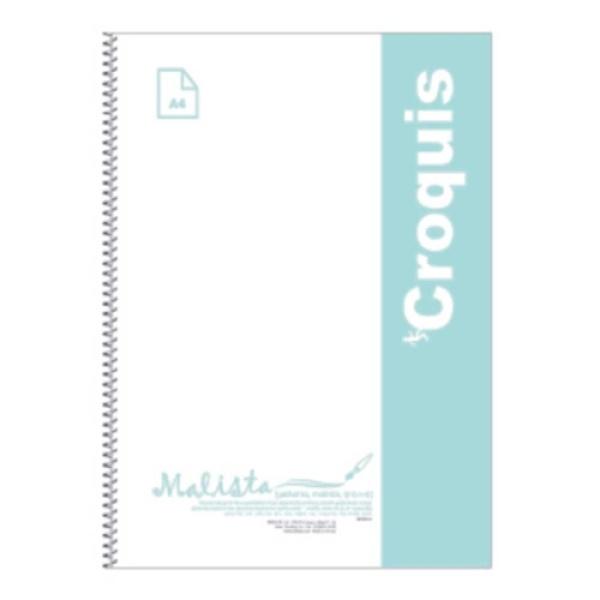 크로키북 80g [제품선택] (4절/41매) ▶ R49415 ◀