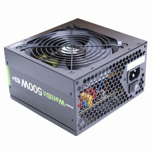 Wattbit 500W 83+ (ATX/500W)
