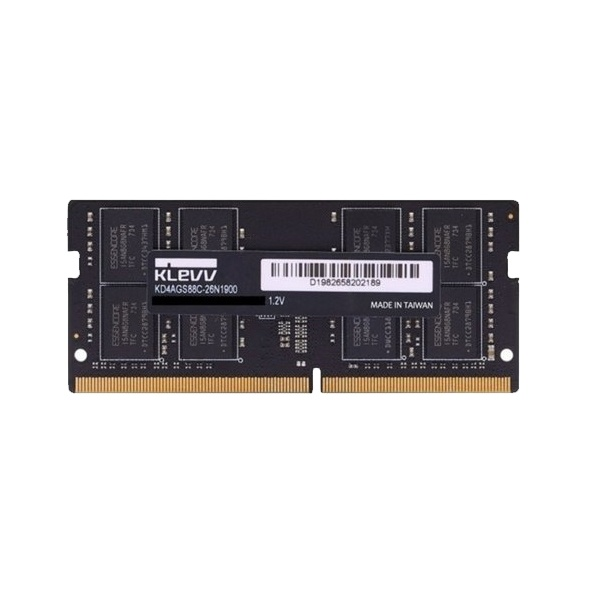 DDR4 8GB PC4-25600 KLEVV CL22 노트북용
