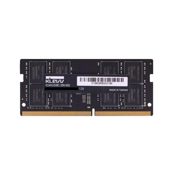 DDR4 16GB PC4-25600 KLEVV CL22 노트북용