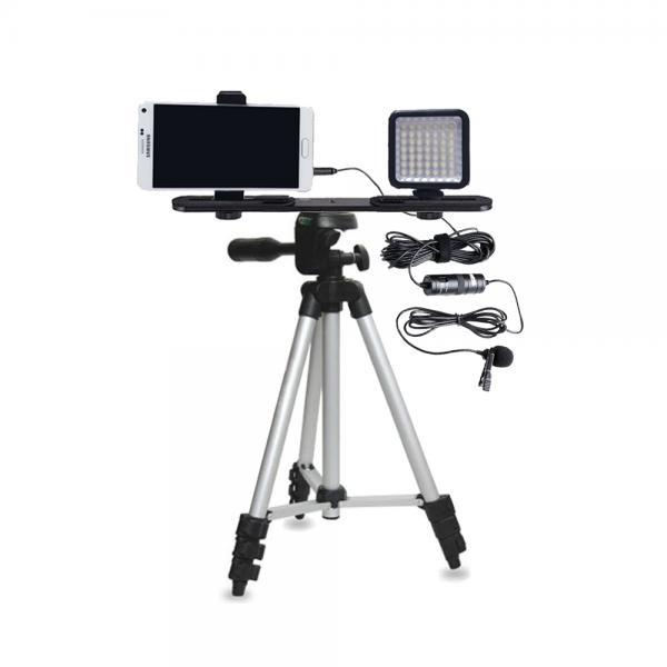 스마트폰 유튜브 1인 개인방송장비세트 49D4M1