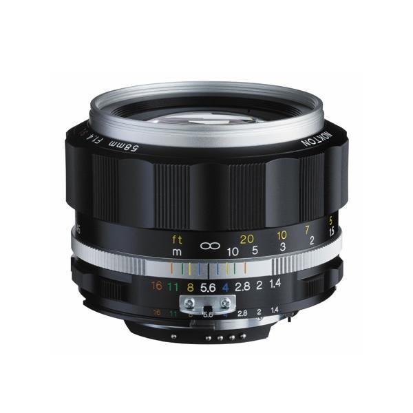 NOKTON 58mm F1.4 SLIIS Ai-S(Silver) 카메라렌즈