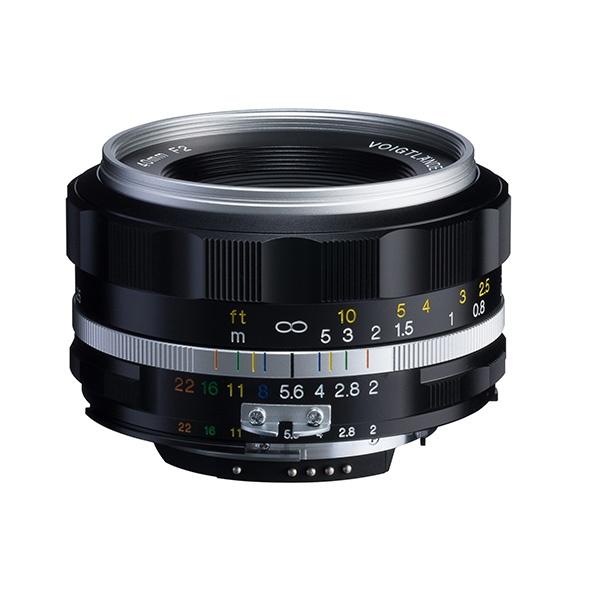 ULTRON 40mm F2 SLIIS Aspherical Ai-S(Silver) 카메라렌즈