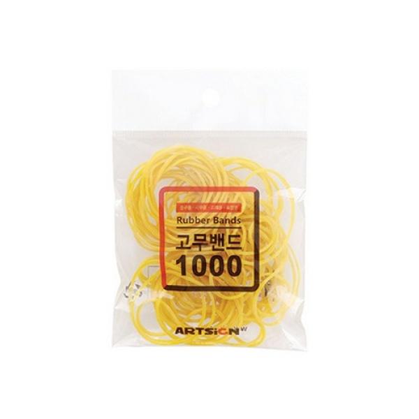 고무밴드 [제품선택] 1000(0035 70X1.4)