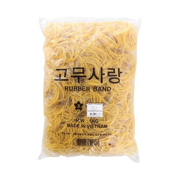 고무밴드 [제품선택] 1kg 70(0040 70X1.4)