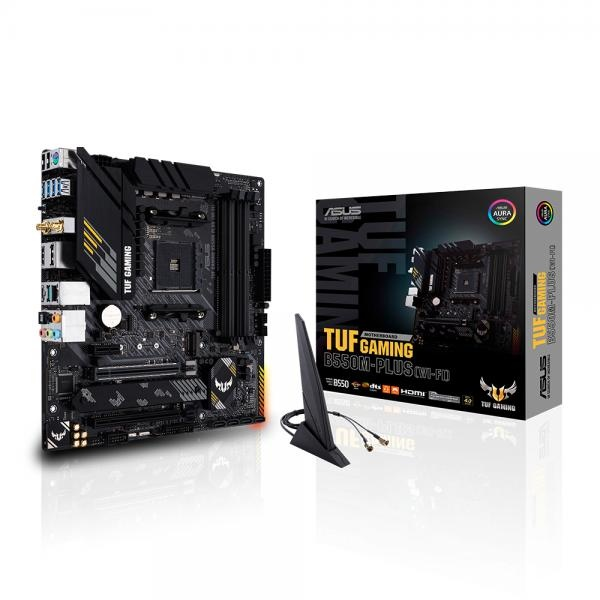 TUF Gaming B550M-PLUS (Wi-Fi) 대원CTS (AMD B550/M-ATX)