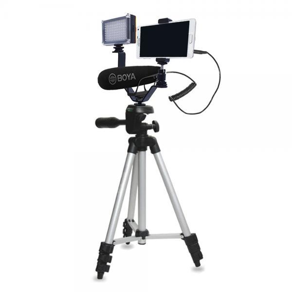 스마트폰 유튜브 1인 개인방송장비세트 96V4BM2021
