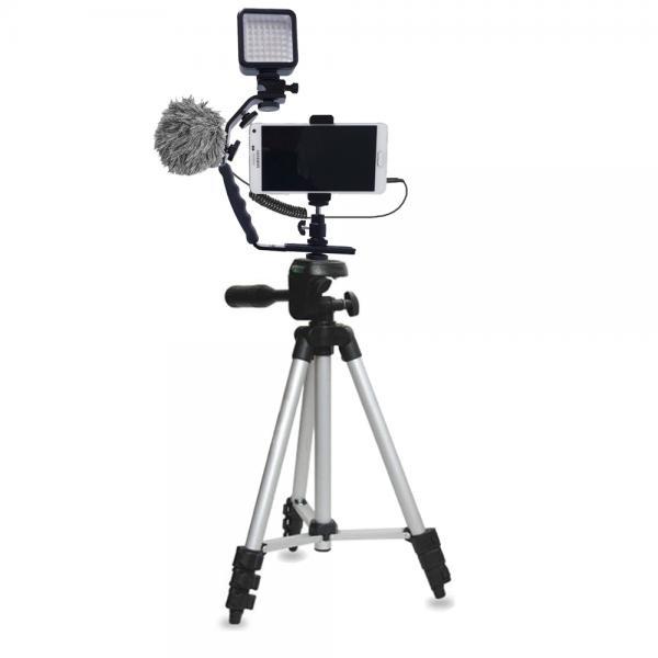 스마트폰 유튜브 1인 개인방송장비세트 49H4MM1