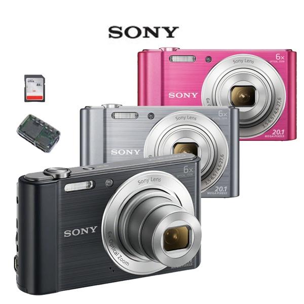 사이버샷 DSC-W810 +SD16GB+카드리더기