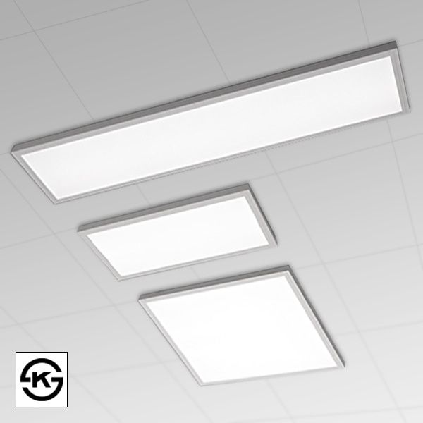 LED 거실 평판조명 플랫 직하 엣지 [640×320/30W]
