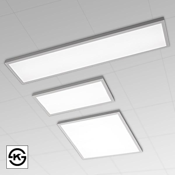 LED 거실 평판조명 플랫 직하 엣지 [N_1290×230/50W]