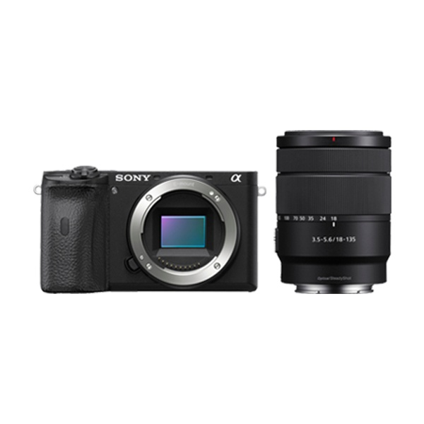A6600M 렌즈킷 (SEL18135포함) [ILCE-6600M]