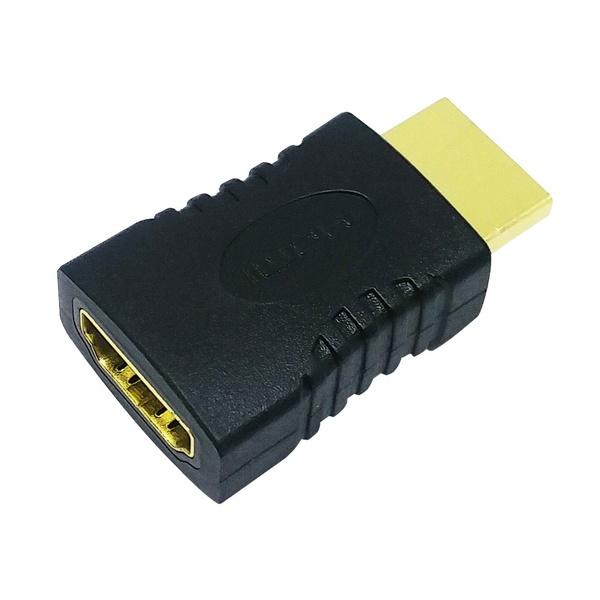 대원TMT HDMI(M) to HDM(F) 연장젠더 [DWG-HDMIMF]