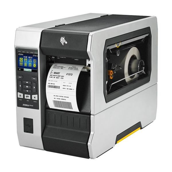 [지브라] ZT-610 산업용 라벨프린터 (600dpi)