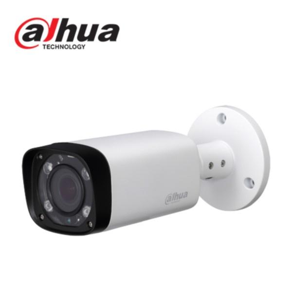 다후아 HAC-HFW1200R-Z-IRE6-S4 CVI 올인원 뷸렛 카메라 [200만 화소] [고정렌즈-3.6mm]