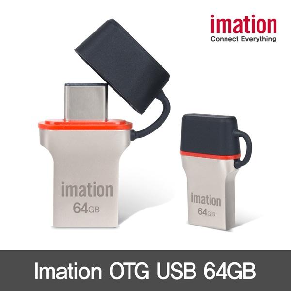 USB, NANO DUO PRO OTG TYPE-C 3.0 OTG [64GB/화이트]