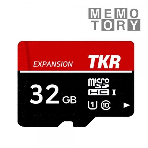 MicroSDHC/XC, TKR 메모토리, C10, UHS-1, 80MB/s MicroSDHC 32GB [TKM-032G]