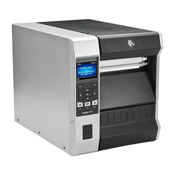 [지브라] ZT-620 산업용 바코드프린터 (300dpi)