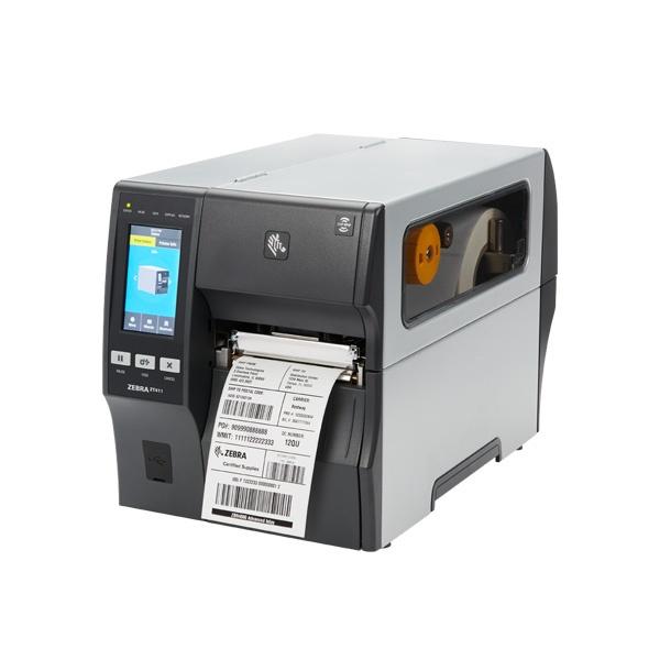 [지브라] ZT-411 산업용 바코드프린터 (203dpi)