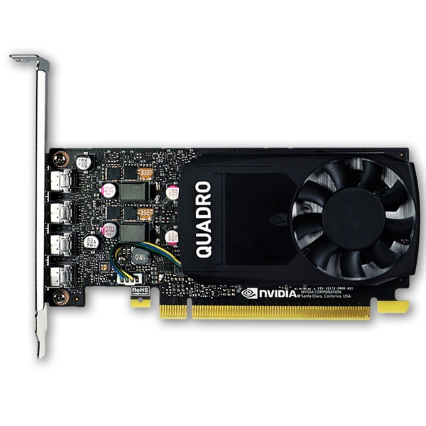 Quadro P1000 D5 4GB 엔비디아코리아 정품