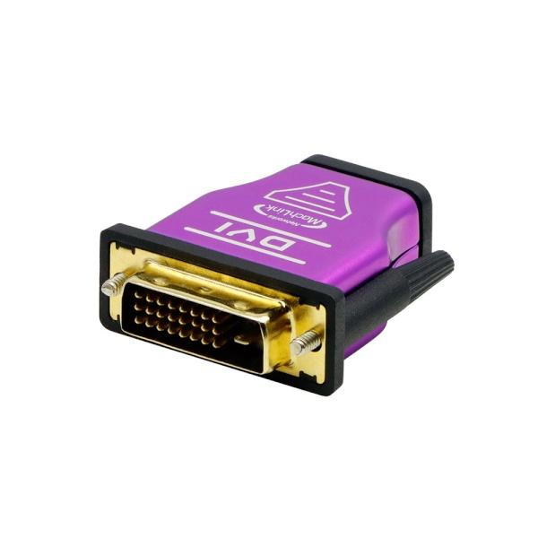 마하링크 HDMI(F) to DVI(M) 메탈 변환젠더 [ML-HG03]