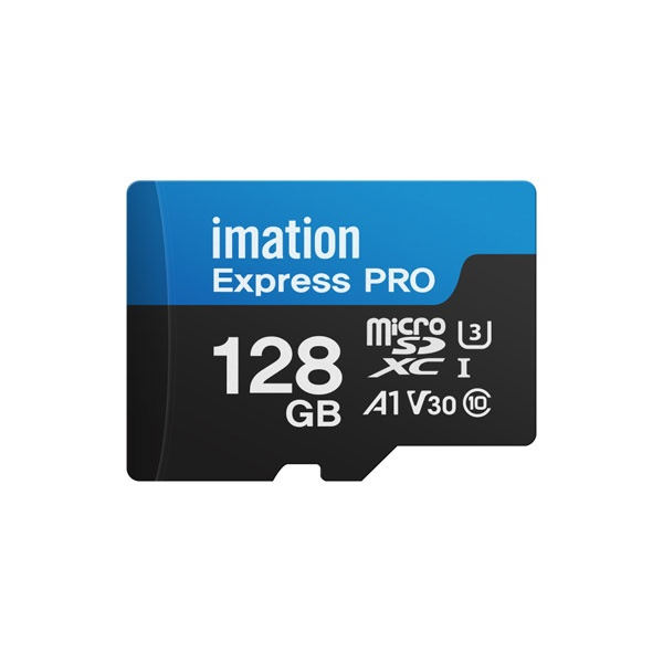 MicroSDHC/XC, Express PRO, CLASS10, UHS-I(3) Micro SDXC 128GB