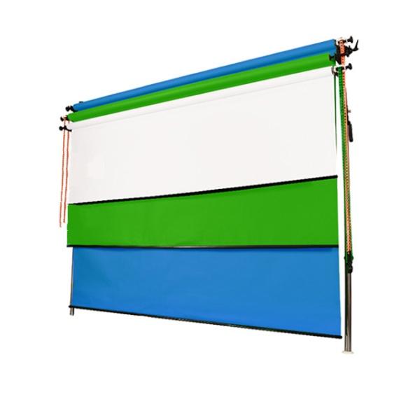 프리미엄폴 3롤 스튜디오 PC3R-2.7