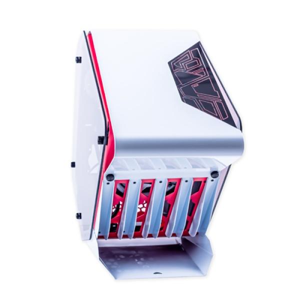 GAMEKM 인클라인 RGB 5FAN WHITE (미니타워)