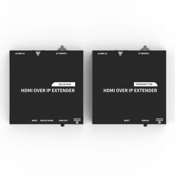 이지넷 HDMI 리피터 송수신기 세트, NEXT-370HDC [최대170M/RJ-45]
